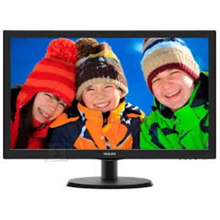 "Philips 223V5LSB2 21.5"" WLED LCD monitor"
