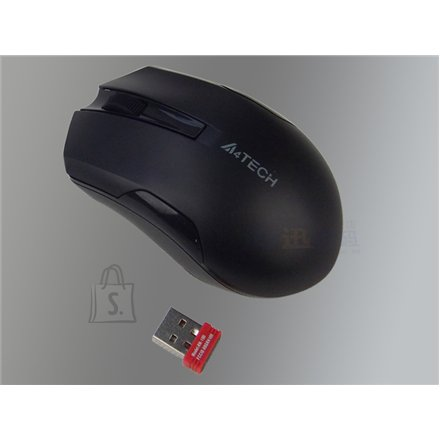 A4Tech A4Tech mouse G3-200N V-Track Wireless USB (Black)