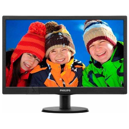 "Philips 193V5LSB2 18.5"" WLED LCD monitor"