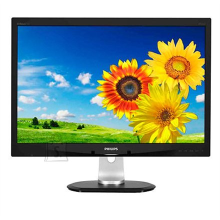 "Philips 240P4QPYEB 24"" IPS monitor"