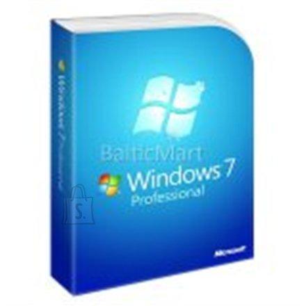 Microsoft Microsoft FQC-08289 Windows 7 Professional SP1 64-bit English 1pk OEM DVD