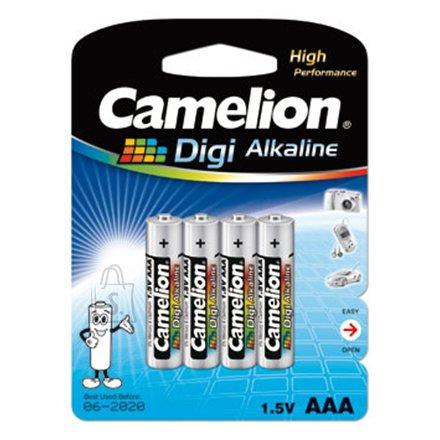 Camelion Camelion Digi Alkaline patareid AAA (LR03) 4tk