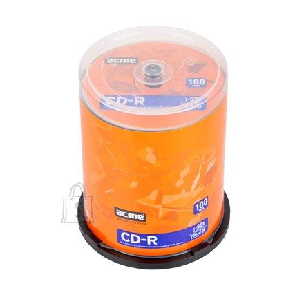 ACME ACME CD-R 80/700MB 52X 100pack cake box