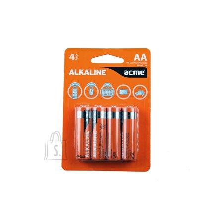 ACME LR6 Alkaline patareid AA/4 tk