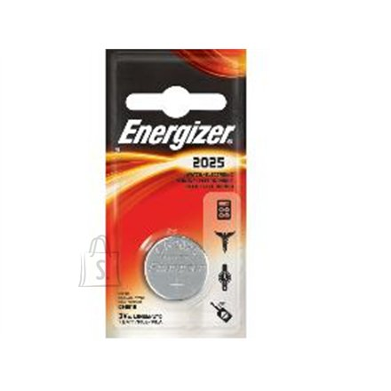 Energizer Lithium button celles 3V (CR 2025), 1-pack