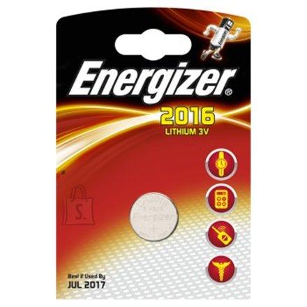 Energizer Lithium button celles 3V (CR 2016), 1-pack