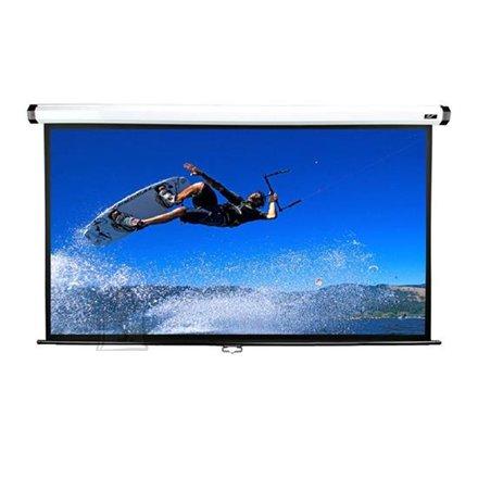 "Elite Screens M100XWH manuaalne projektori ekraan 100"""