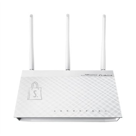 Asus RT-N66W Dual-Band Wireless-N900 ruuter