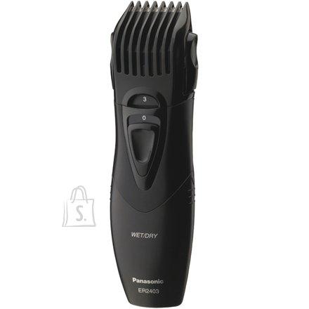 Panasonic ER2403K503 habeme -ja juukselõikur