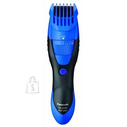 Panasonic ER-GB40-A503 juukselõikur-habemepiirel Wet&Dry