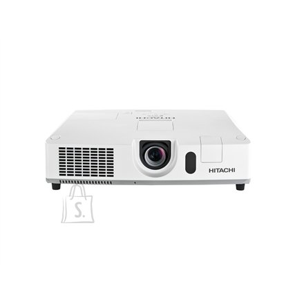 Hitachi Hitachi CP-WX4022WN 3LCD WXGA/16:10/1280x800/4000Lm/3000:1/Zoom 1.7x/Lamp 5000h/VGA,HDMI,USB,LAN,RCA,Audio in-out/4.6kg/Speaker 16W/White