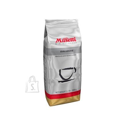 Caffe Musetti EVOLUZIONE Beans, 100% Arabica 1kg