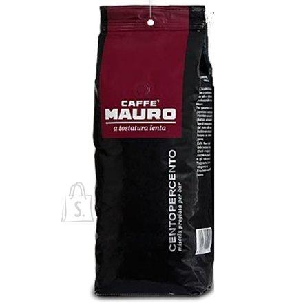 Caffe Mauro Centopercento kohvioad 1kg