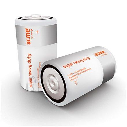 ACME ACME R20P Super Heavy Duty Batteries D/2pcs