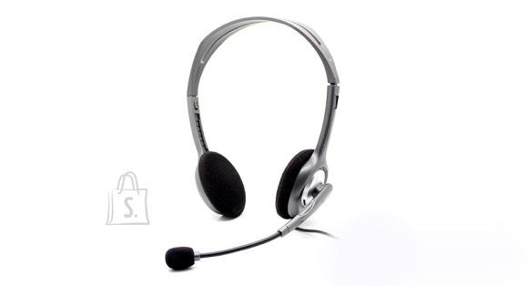 Logitech H110 kõrvaklapid
