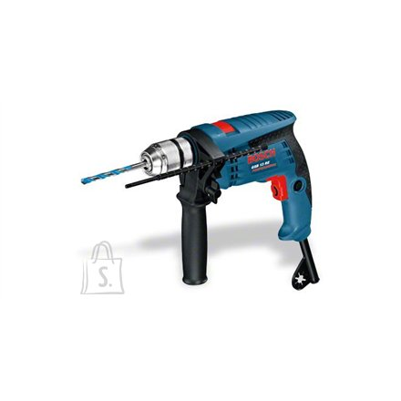 Bosch GSB 13 RE lööktrell /600W/13mm/1.8kg