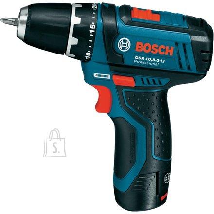 Bosch GSR 10.8 elektriline kruvikeeraja