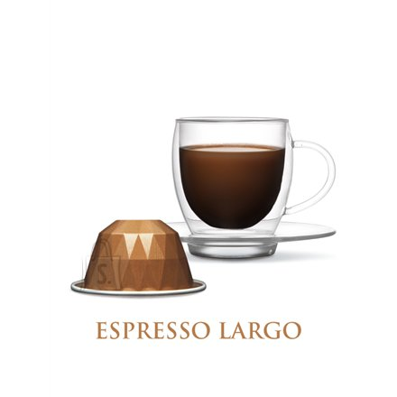 Belmoca kohvikapsel Largo 10 tk