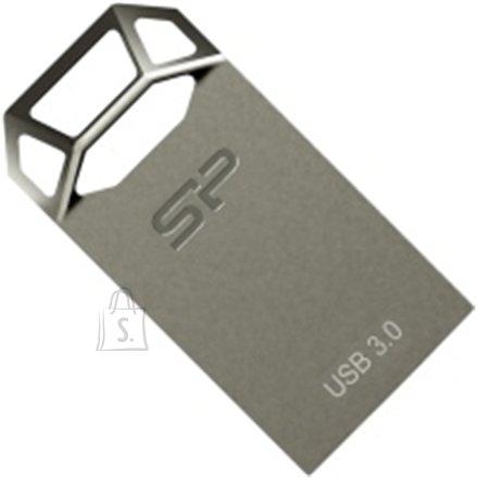 Silicon Power SILICON POWER 64GB, USB 3.0 FLASH DRIVE, JEWEL J50, Titanium