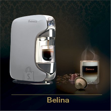 Belmoca kapselkohvimasin Belina