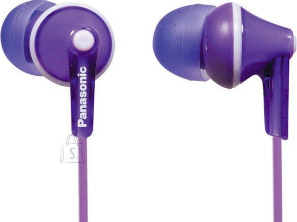 Panasonic RP-HJE125E-V kõrvasisesed kõrvaklapid