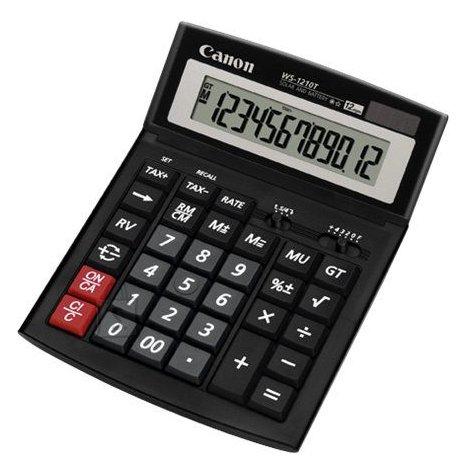 Canon WS-1210T lauakalkulaator