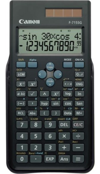 Canon F-715SG kalkulaator