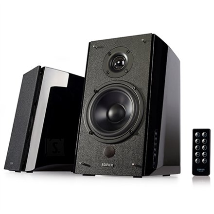 Edifier Edifier Studio R2000DB 2.0 Bluetooth Speakers/ 120W RMS/ Remote Control/ Bluetooth, Digital (Optical) and Dual Analogue (RCA) Audio Inputs