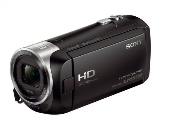 Sony HDR-CX405B videokaamera