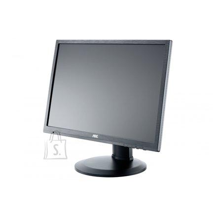 """AOC AOC e2260Pq/BK 22"""" / 55.9 cm """", TN, 1680 x 1050 pixels, 16:10, 2ms ms, 250 cd/m?, Black, D-Sub, DVI, DisplayPort"""
