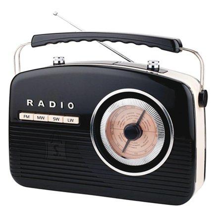 Camry CR 1130 kaasaskantav raadio retrostiilis