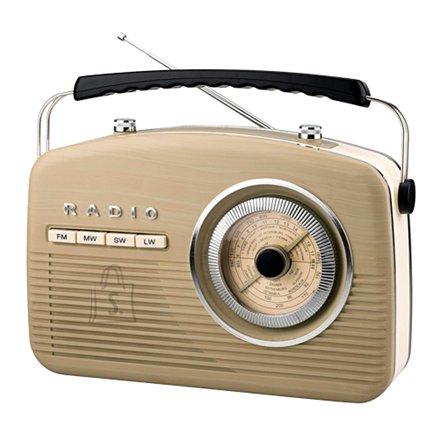 Camry CR 1130 kaasaskantav retrostiilis raadio