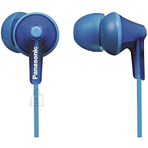 Panasonic RP-HJE125E-A kõrvasisesed kõrvaklapid sinine
