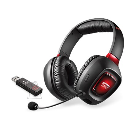 Creative juhtmevabad kõrvaklapid Sound Blaster Tactic3D Rage Wireless V2.0