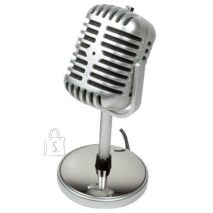 Logilink retro stiilis lauamikrofon