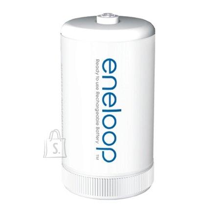 Panasonic Panasonic eneloop Battery adapter 2 blister D size