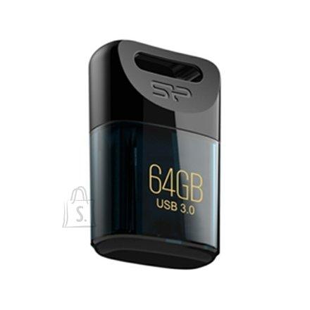 Silicon Power mälupulk 64GB USB 3.0 Deep Blue