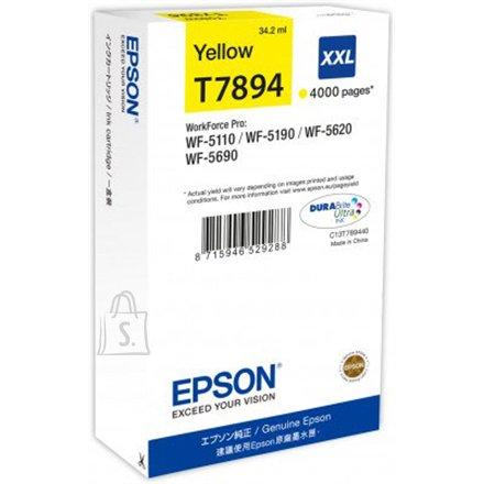 Epson T7894 tindikassett XXL kollane