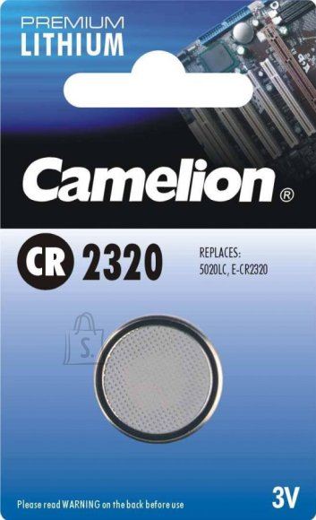 Camelion Lithium Button patarei 3V (CR2320) 1tk