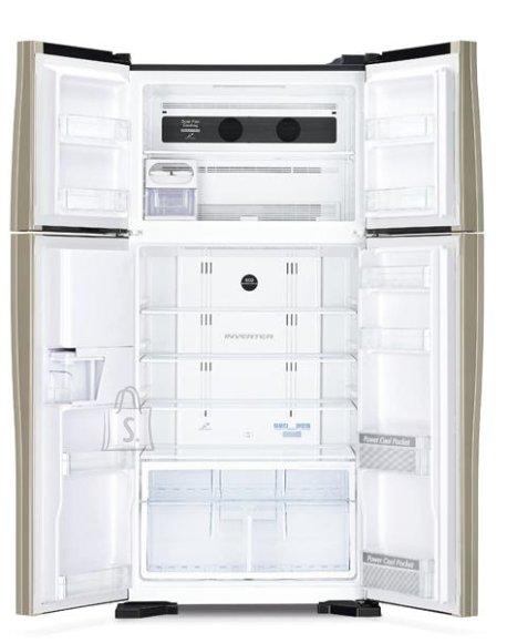 Hitachi R-W660PRU3 Side-by-Side külmik 183.5cm A+