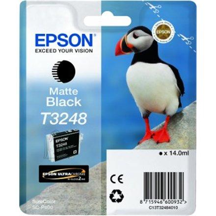Epson Epson T3248 Ink Cartridge, Matte Black