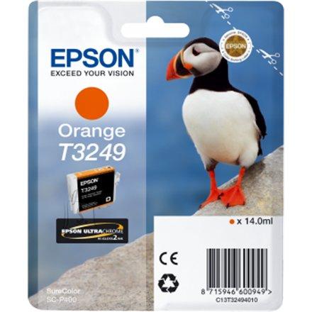 Epson Epson T3249 Ink Cartridge, Orange