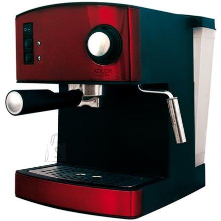 Adler AD 4404 poolautomaatne espressomasin 850W