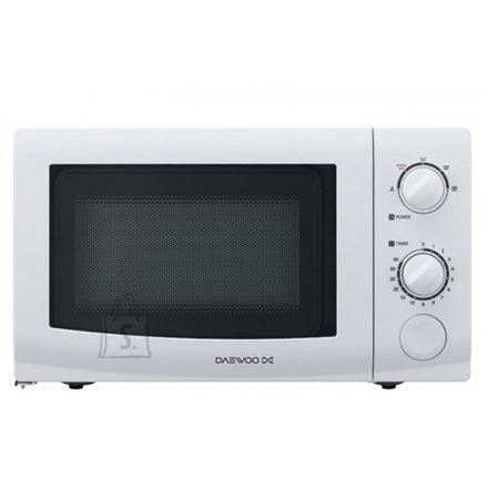 Daewoo Daewoo KOR-6617W Microwave oven, 20L capacity, 700W, White