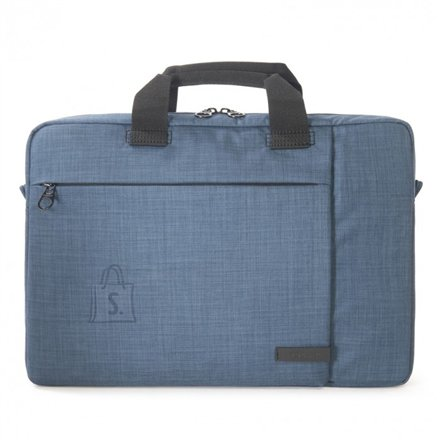 "Tucano Tucano Svolta Large Fits up to size 15.6 "", Blue, Shoulder strap, Messenger - Briefcase,"