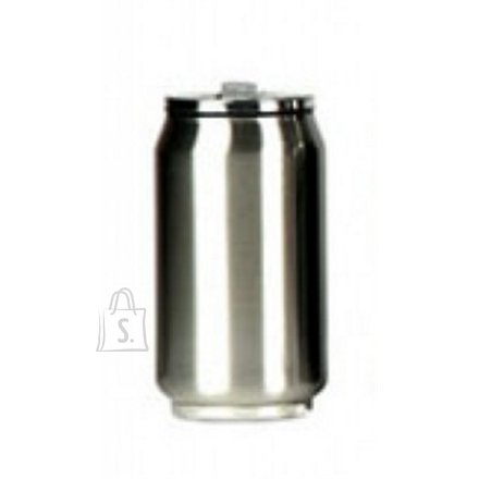 Yoko Design Yoko Design Isotherm Tin Can 280 ml, Shiny silver
