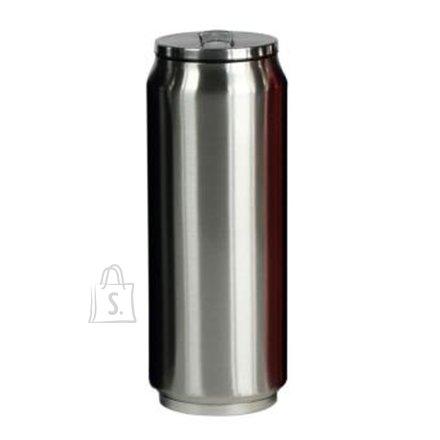 Yoko Design Yoko Design Isotherm Tin Can 500 ml, Shiny silver
