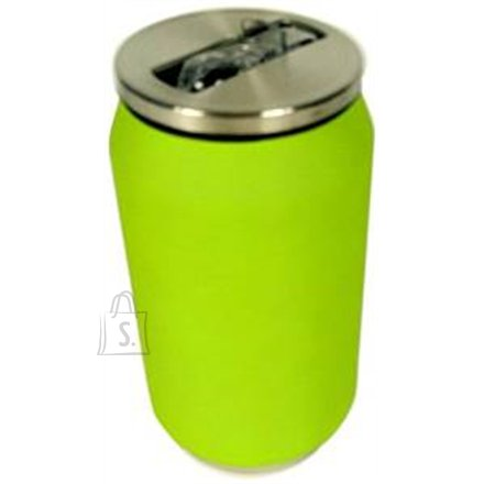 Yoko Design Yoko Design Isotherm Tin Can 280 ml, Soft touch lime