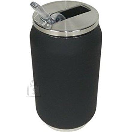 Yoko Design Yoko Design Isotherm Tin Can 280 ml, Soft touch black