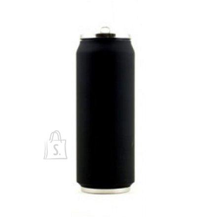 Yoko Design Yoko Design Isotherm Tin Can 500 ml, Soft touch black